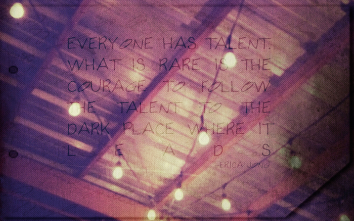 everyone has talent copy